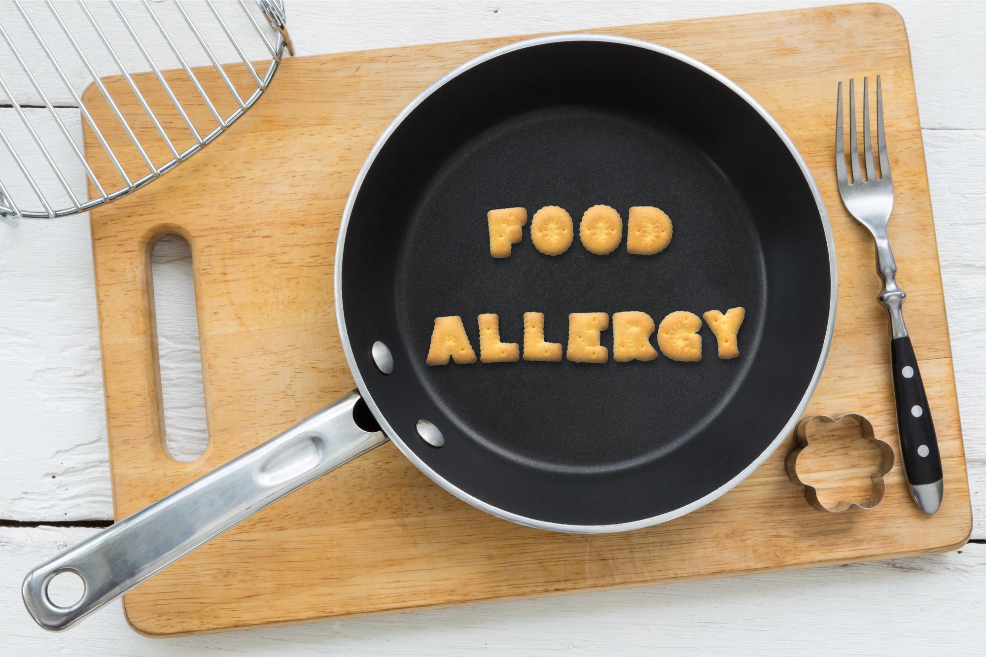 Alergias alimentarias: diferencia entre alergia, sensibilidad e intolerancia