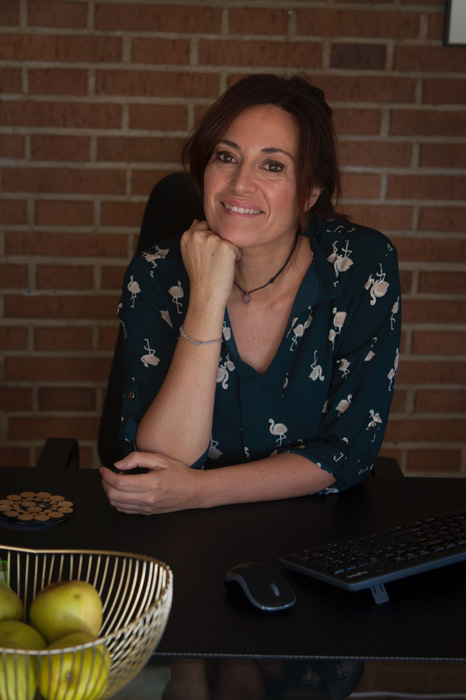 Elena Perea Nutricionista