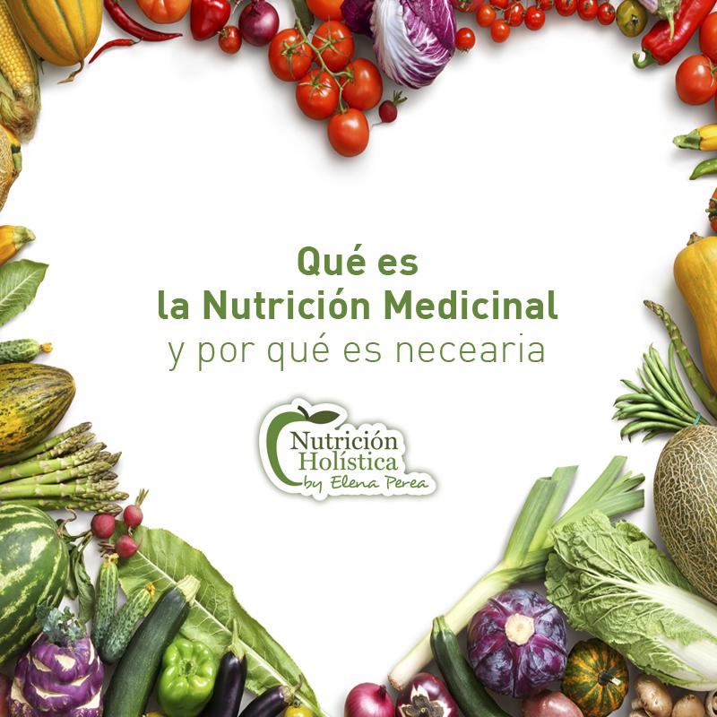 NUTRICIÓN-MEDICINAL