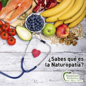 Naturopatía: Curso Nutrición Terapéutica